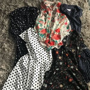 Short Sleeve Dresses *Bundle